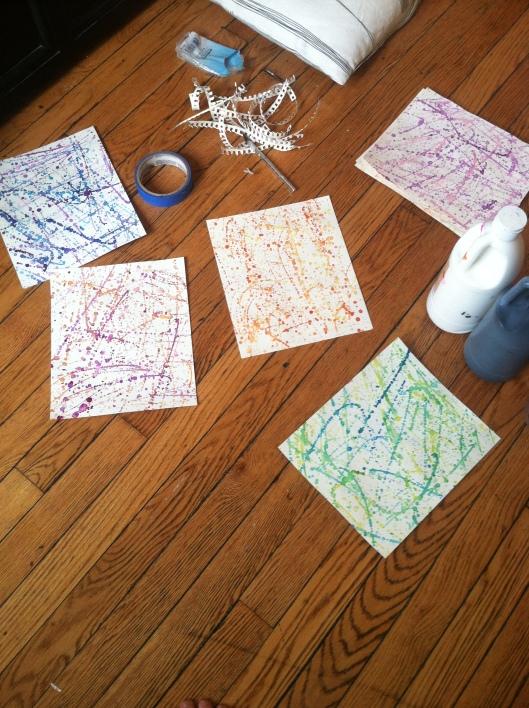 DIY home made business card ideas