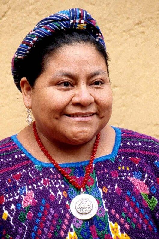 Rigoberta Menchu Guatemala
