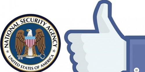 nsa facebook