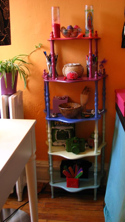 diy refurbisehd shelf