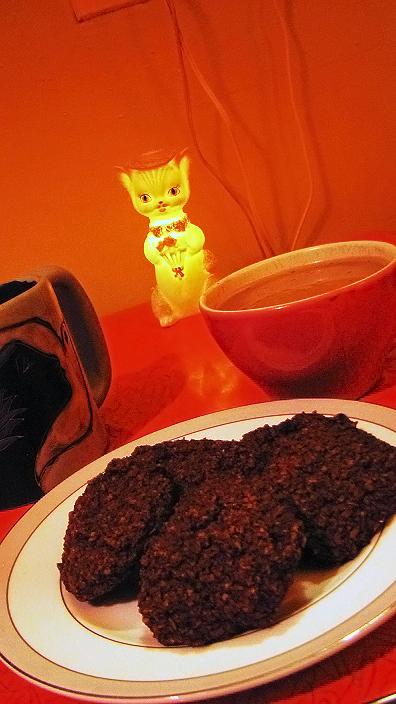 Dukan Diet Chocolate Oat Bran Cookies