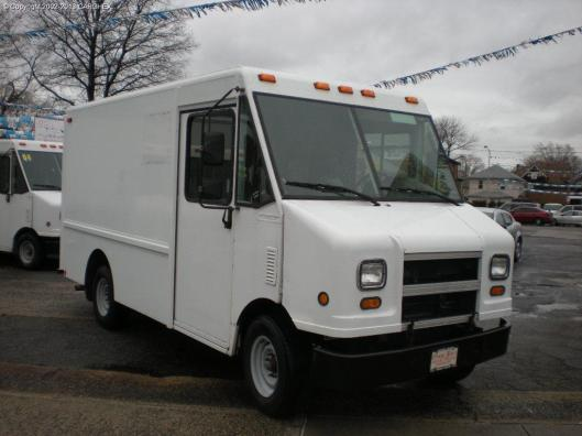 Ford E350 Step Van