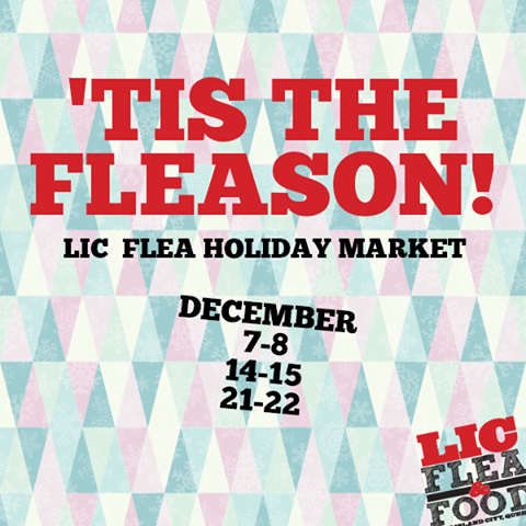 LIC Flea & Food Holiday Market