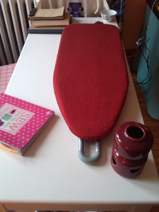 sew an easy ironing board cover