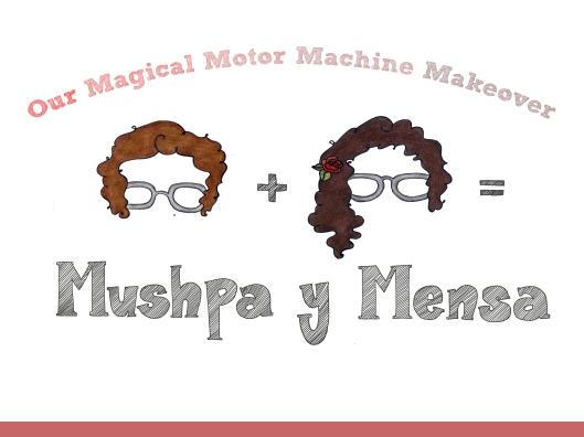Kickstarter Mushpa y Mensa